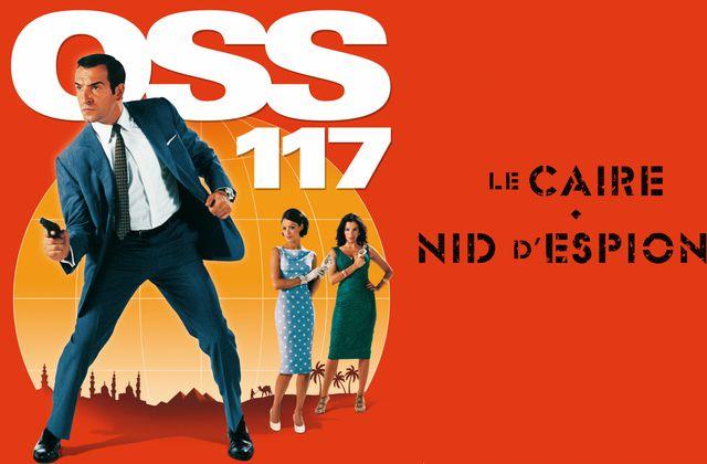 Une soirée Jean Dujardin le 2 août sur M6, avant la sortie d'OSS 3.