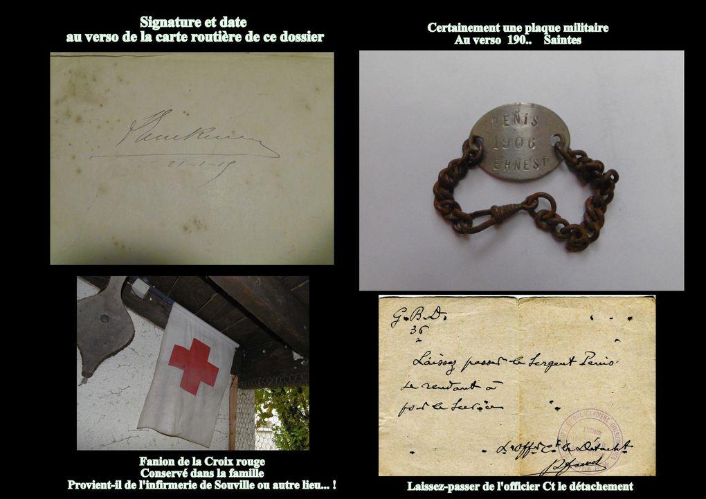 Comme l'ont expliqué ses descendants; son général à une époque de sa guerre... De Mas Latrie (1851/1927)