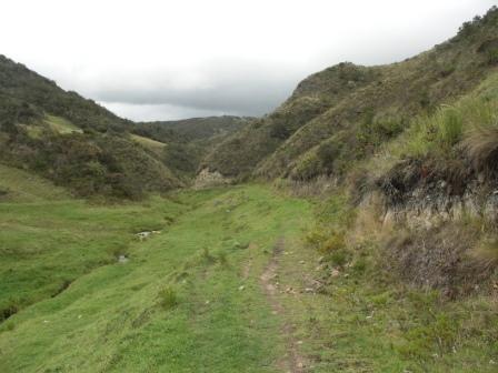 <p>El Camino por Ecuador</p>