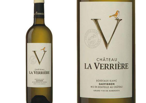Dégustation La Verrière 2015 (Bordeaux blanc)