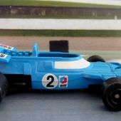 MATRA ELF MS 80 1969 JACKIE STEWART ET JEAN PIERRE BELTOISE 1/53 - car-collector.net