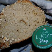 Irish Soda Bread - Graine d'Epices