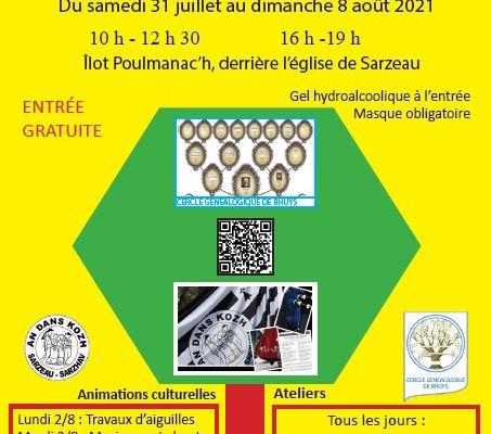 """Exposition """"Traditions et Généalogie"""""""