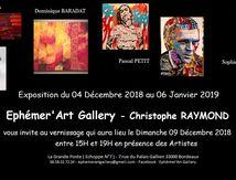 Exposition à la grande Poste - Bordeaux