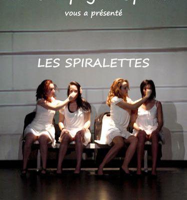 Les Spiralettes - Danse, compagnie Spirale