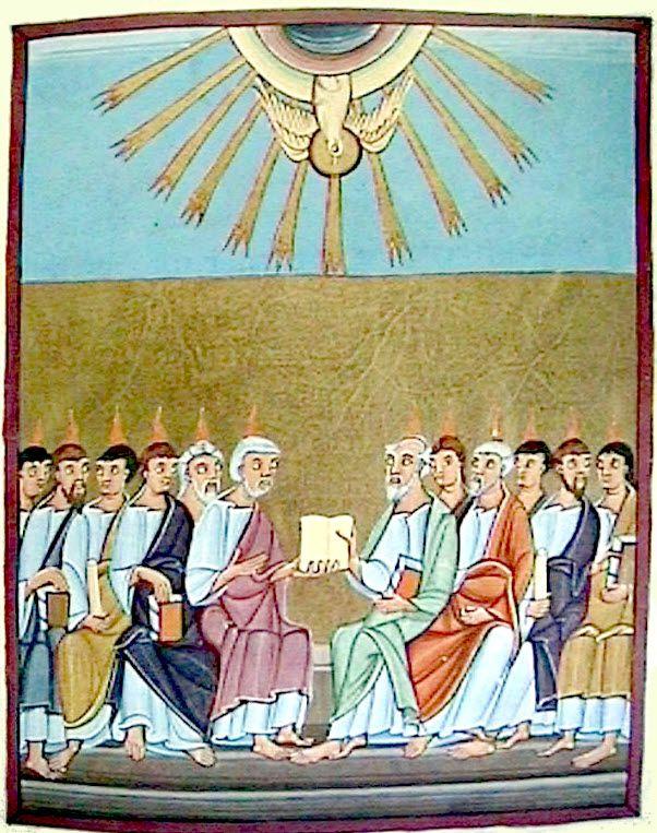 Le Paraclet d'Akhenaton