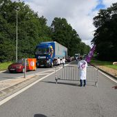 Hôpital : le blocage de la route de Paris a commencé ! - Vierzonitude