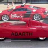 FASCICULE N°31 FIAT ABARTH 1961 SOLIDO 1/43 - car-collector