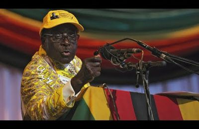 #Mugabe : The Old Man and the Seat of Power - Faces of Africa (2), documentaire chinois
