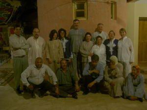 Figuig, ville de l'Atlas marocain située à 400 kms au sud d'Oujda dans laquelle j'ai effectué plusieurs séjours de coopération décentralisée avec le conseil général.