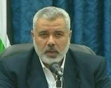Premier Haniyé acusa a Israel de cometer crimen fuera de sus aguas territoriales
