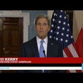 """John Kerry en Français : """"Aucun pays ne sait mieux que la France que la liberté à un prix"""""""