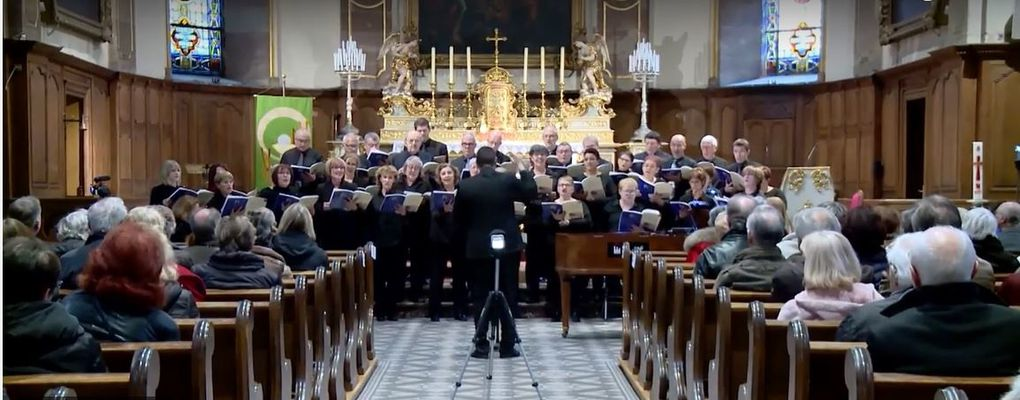 Sarreguemines, église Saint Nicolas - 19/11/2017