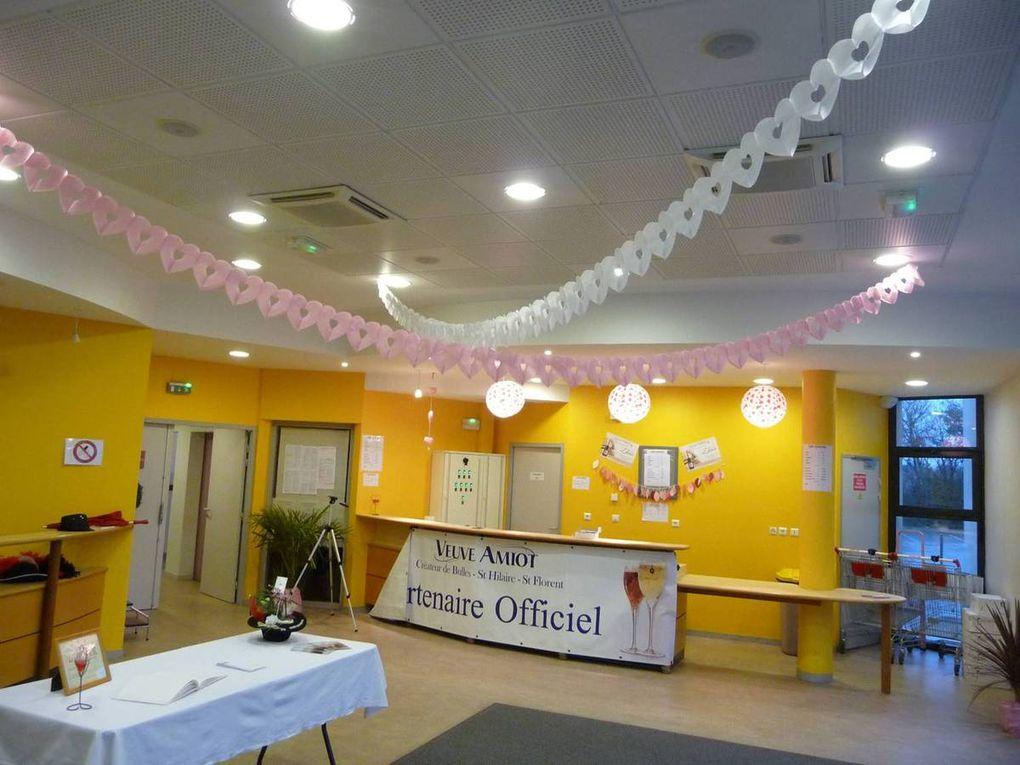 L'Année 2017 en images avec le Comité des Fêtes,  de la St Valentin au réveillon de la St Sylvestre en passant par le Vide grenier et la grande fêtes du 13 juillet