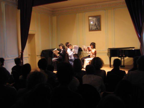 Au Conservatoire russe de Paris Serge Rachmaninoff Photos: Emmanuel CRIVAT 2005