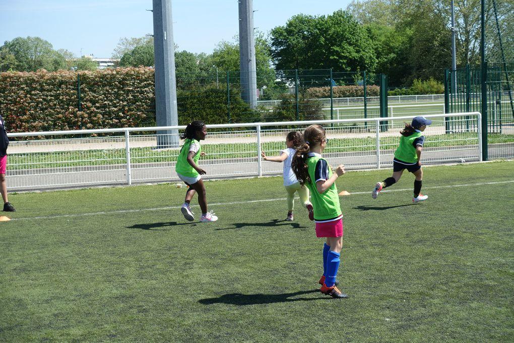 Le football féminin une pratique en plein développement à un année de la Coupe du Monde en France