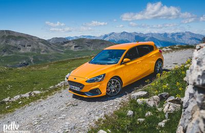 Ford Focus ST 280 : en attendant la RS ?