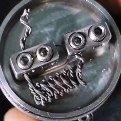 Tuto - Build - Comment faire son Alien Exo coil ?
