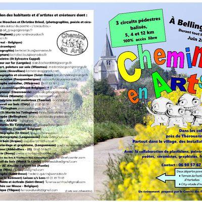 CHEMINS DES ARTS