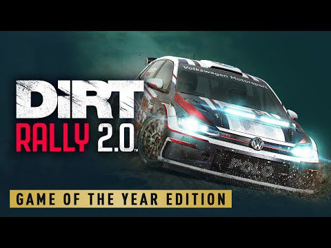 [ACTUALITE] DiRT Rally 2.0 - La Game Of The Year Edition sortira le 27 mars 2020