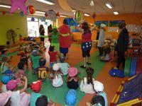 Centre Anatole France (15/07-19/07)
