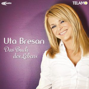 "Uta Bresan besingt ihr ""Buch des Lebens''"