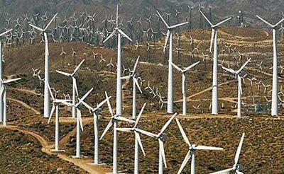 Les éoliennes sèment la zizanie...