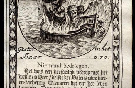 30 Marzo : Santi Martiri di Costantinopoli