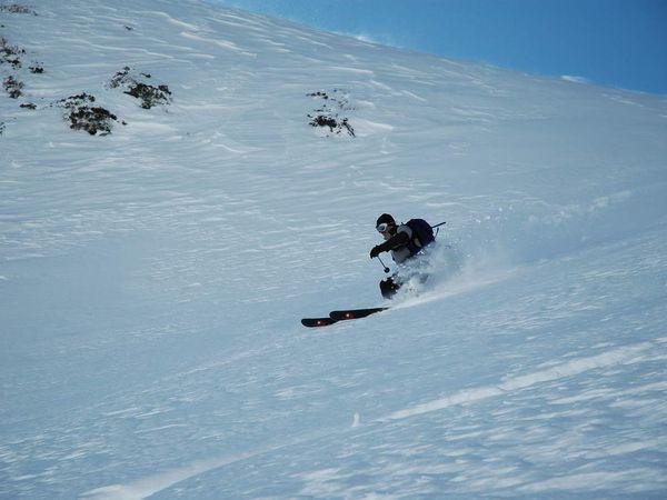 Petit historique de l'évolution du poids de mon matos de ski de rando