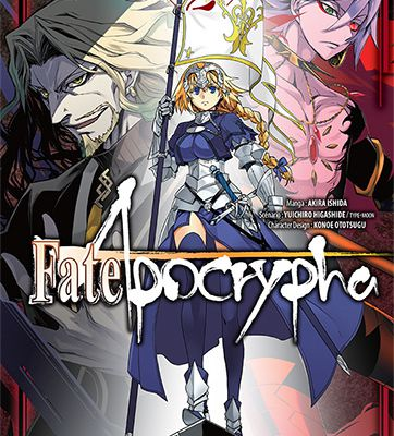 Fate Apocrypha tome 2 : première passe d'armes