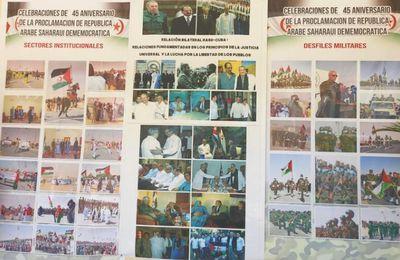 De Cuba, hommage à la journée des martyrs sahraouis
