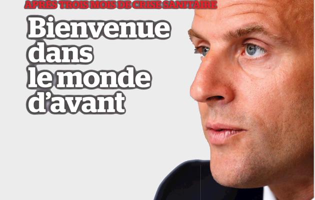 Emmanuel Macron, allégeance au MEDEF ou amateurisme.