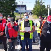 Tous les syndicats de la Sovab à Batilly unis pour de meilleures mesures sanitaires