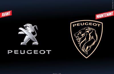 Peugeot va changer de logo pour ses 210 ans ! #Peugeot