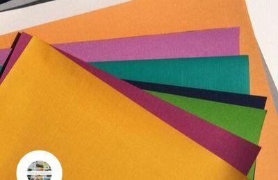 Les toiles adhésives Théma Créations pour le scrapbooking et les loisirs créatifs