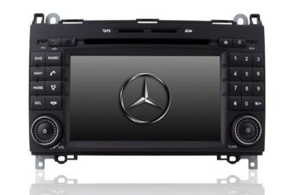 cheap tvs for sale | Cheapest Piennoer Original Fit Mercedes Benz VIANO 6-8 Inch Touchscreen Double-DIN Car DVD Player  &  In Dash Navigation System,Navigator,Built-In Bluetooth,Radio with RDS,Analog TV, AUX & USB, iPhone/iPod Controls,steering wheel control, rear view camera input