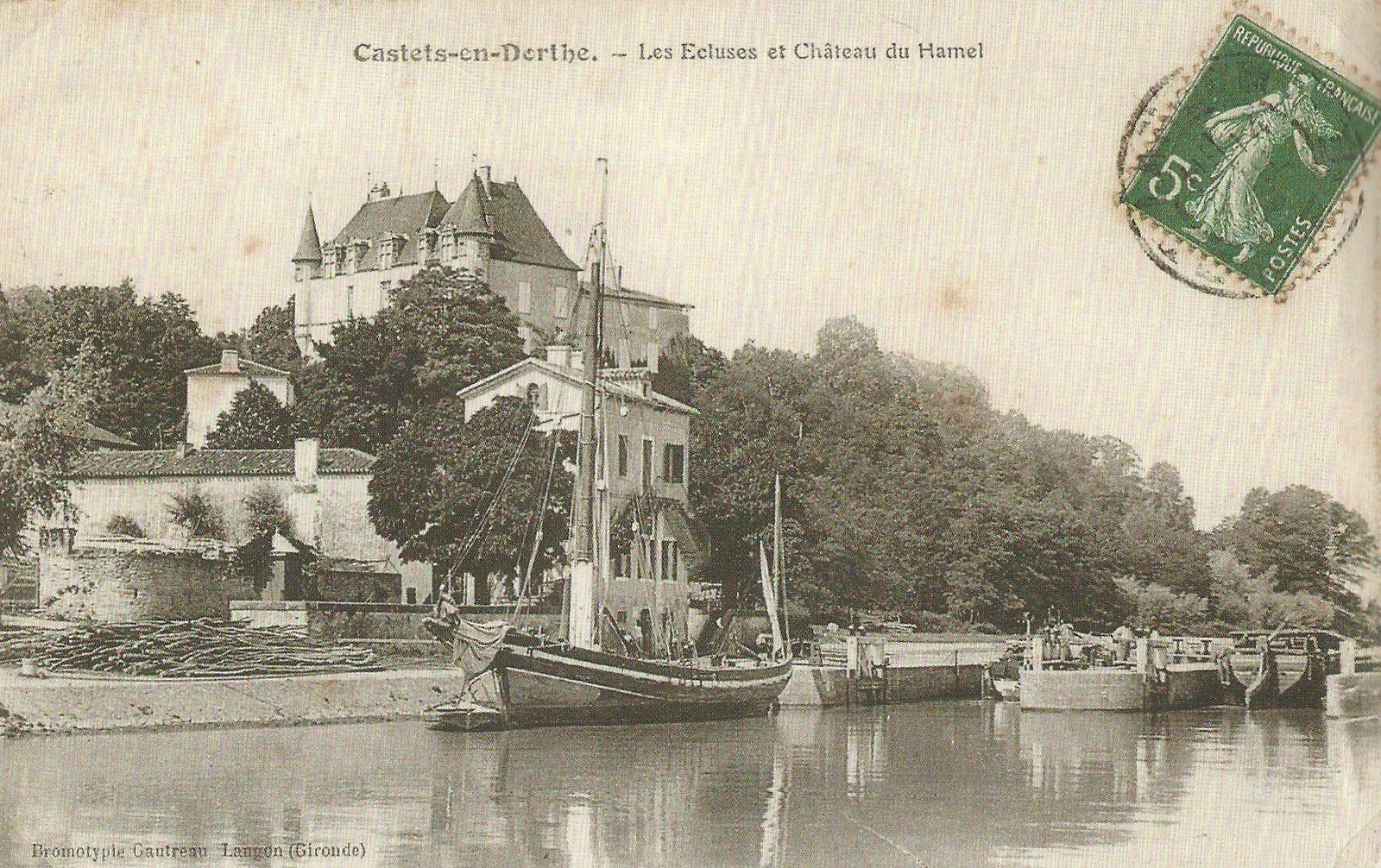 Les bateliers des pays de Garonne