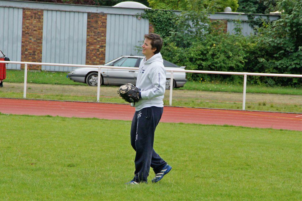Album - 2011/09/03 et 04  CdF softball féminin