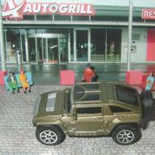 HUMMER HX CONCEPT MAISTO 1/64 - car-collector.net