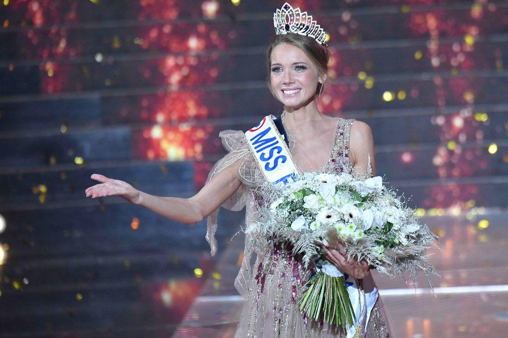Miss Normandie élue Miss France 2021 devant 8,6 millions de téléspectateurs