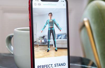 Start-Up : Fision, appli mobile de scanners corporels est racheté par Zalando