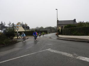 Passage à Langourla et arrivée à Broons.