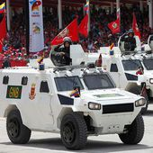 China has delivered 557 armoured and security vehicles to Venezuela 13006151 | June 2015 Global Defense Security news UK | Defense Security global news industry army 2015