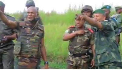 Sécurité l'Est, les FARDC appellent les « groupes armés » à déposer les armes, sinon…