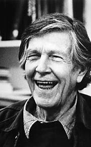 John CAGE - why people are frightened of new ideas - Dare to be better ? OK !