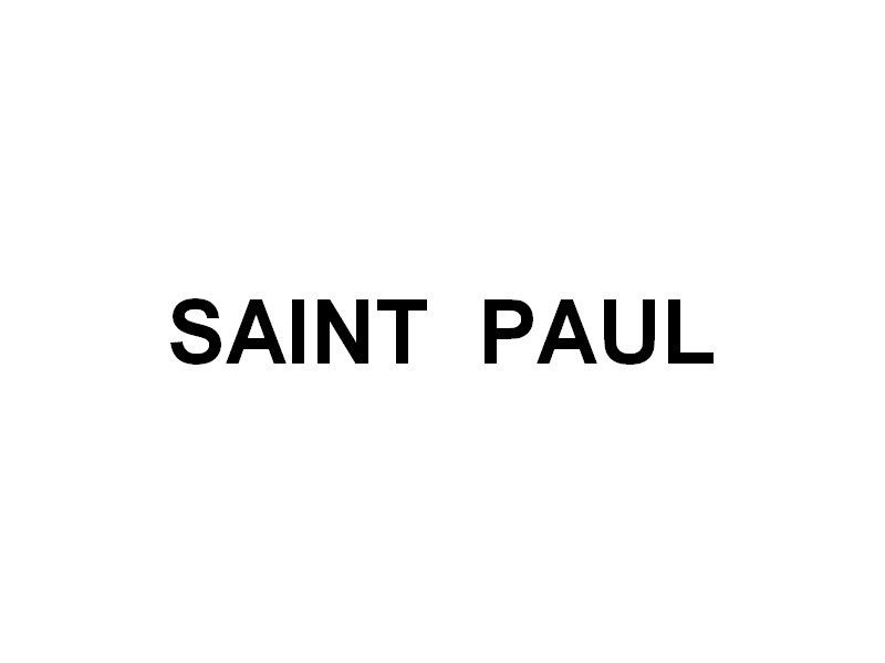 SAINT PAUL , vedette pour le transport passagers et  fret entre le contiment et l'ile de Bendor