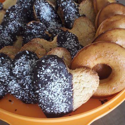 pâtisserie à 8 mains