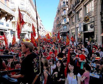 Tous à la manif contre la suppression de l'enseignement de l'occitan
