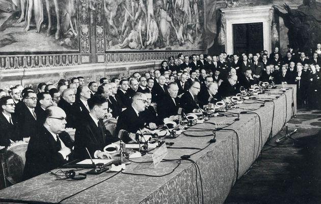Droit Humain : l'anniversaire des Traités de Rome (Communiqué)