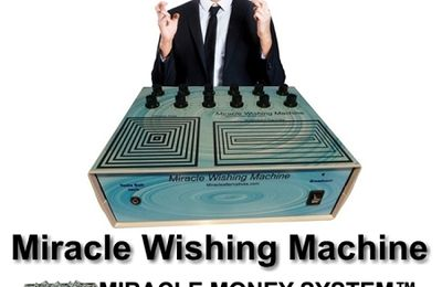 Miracle Wishing Machine Utilized By CROWD RISING Participants!